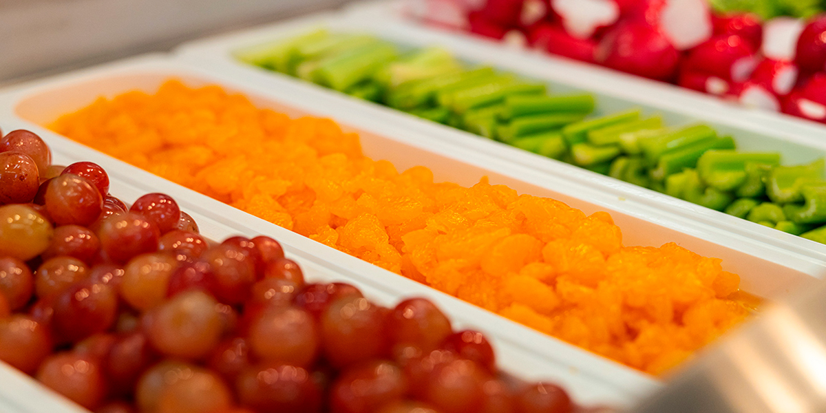 Fresh Food is Good Food | Lunchtime Solutions