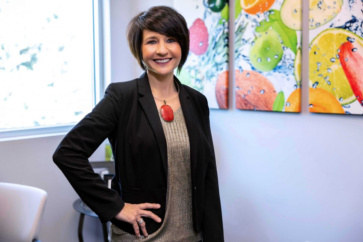 Deni Winter, Vice President of Business Development | Lunchtime Solutions