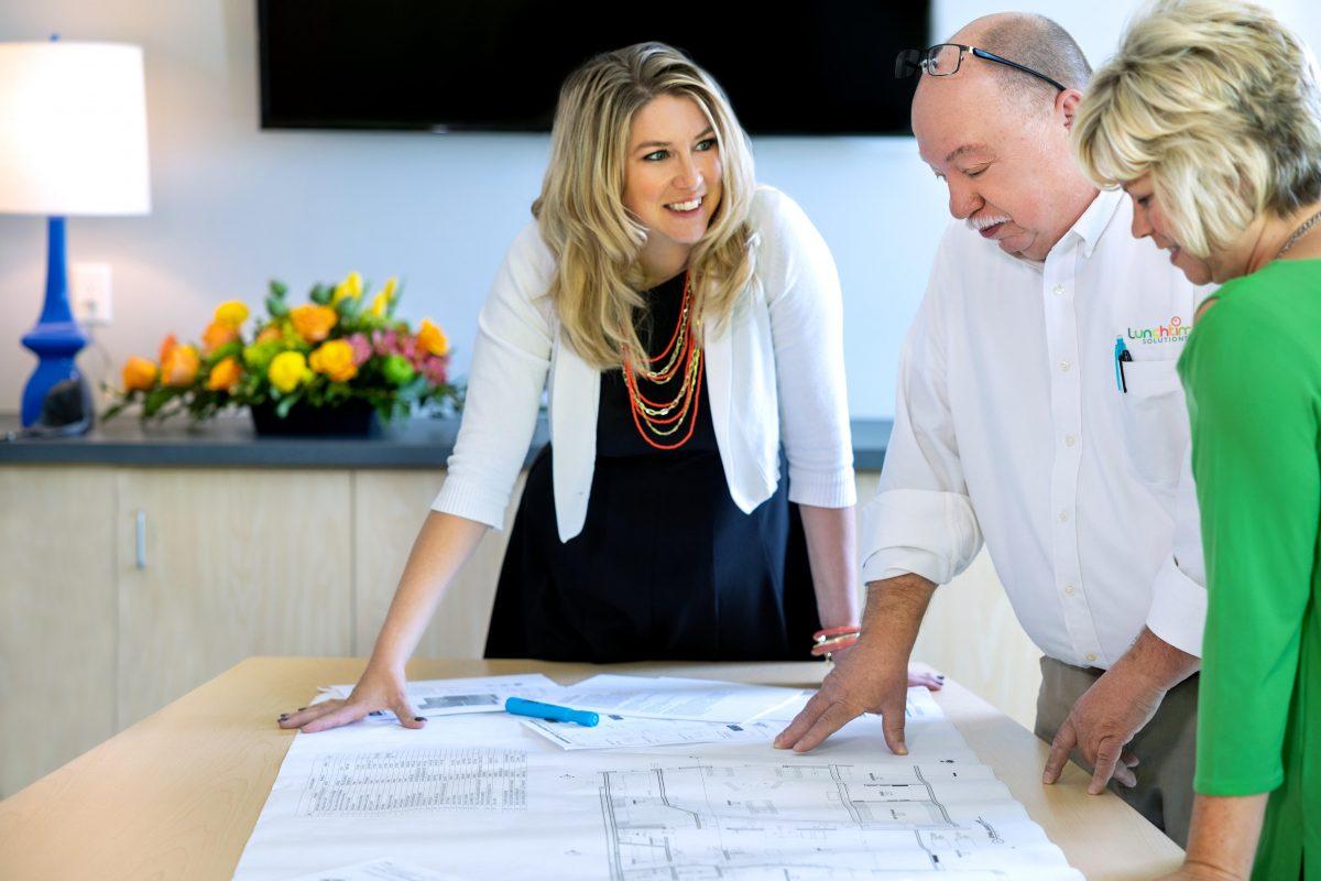 Kitchen Planning & Development | Lunchtime Solutions